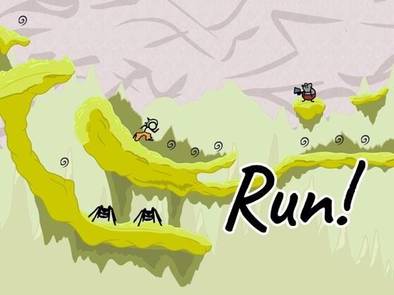 Super Fancy Pants Adventure screenshot #1