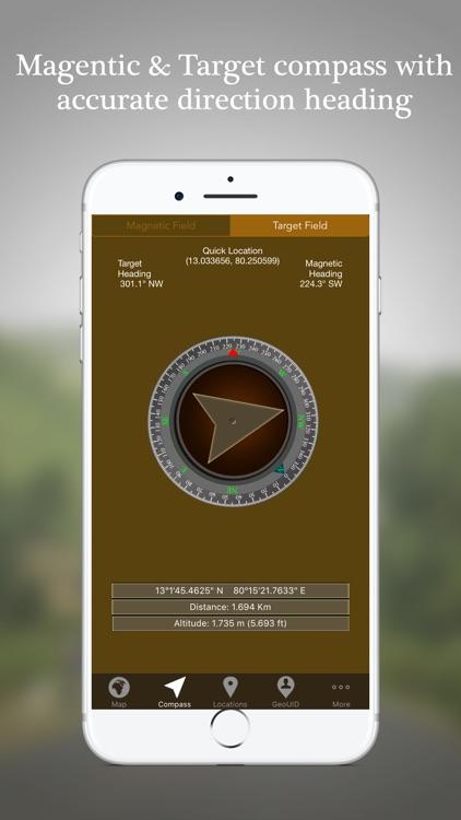 GPS Direction® screenshot-3