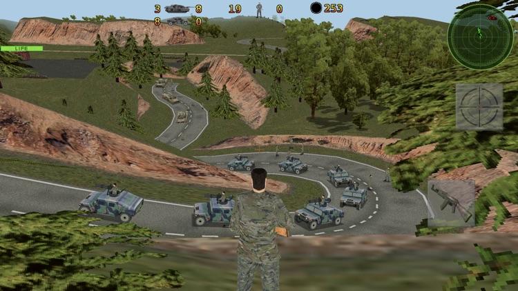 Battle 3D - Strategy game screenshot-5