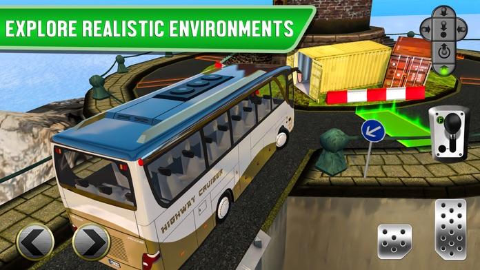 Ferry Port Car Parking Sim Screenshot