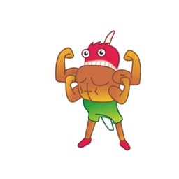 Foody Cute Sticker Animated