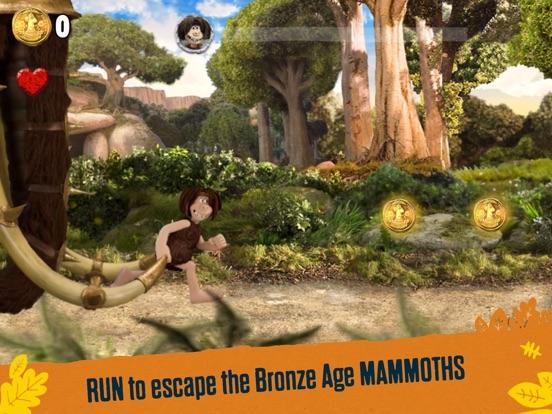 Early Man Run screenshot 6