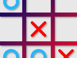 Tic Tac Toe Stickers & Game +
