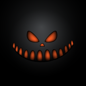 3D Halloween Party Sticker App app