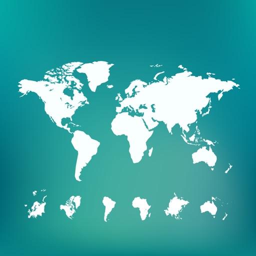 世界政区地图-外交部专用6340张高清地图