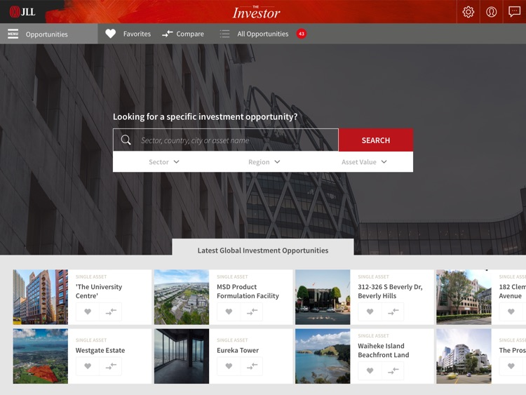 JLL The Investor screenshot-3