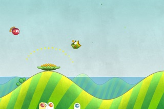 Screenshot for Tiny Wings in Switzerland App Store