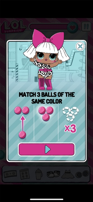 L O L Surprise Ball Pop On The App Store