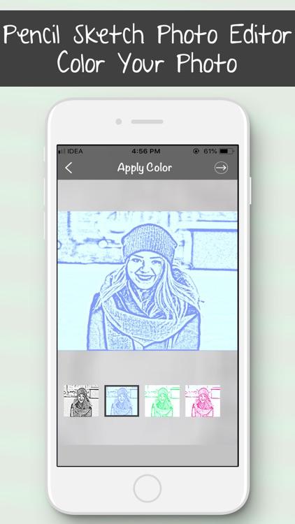 Colourful Sketch Photo Editor screenshot-8