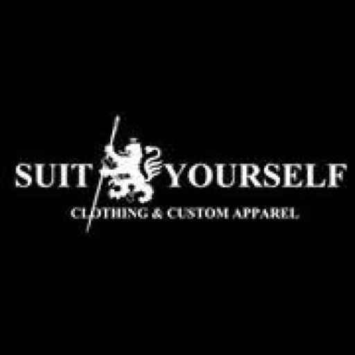 Suit Yourself Menswear iOS App