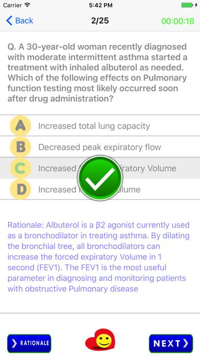 NCLEX-PN Exam PreparationScreenshot of 2