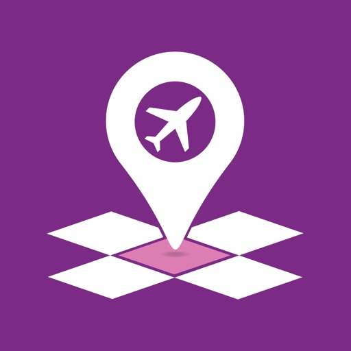 Download AtAirports - airport maps free for iPhone, iPod and iPad