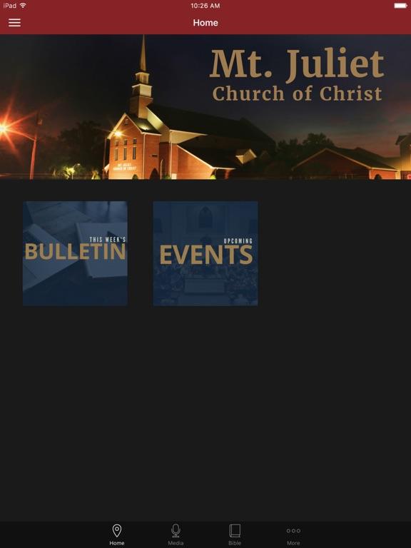 Mt. Juliet Church of Christ screenshot 4