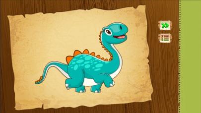 لعبة التنقيب عن الديناصورات