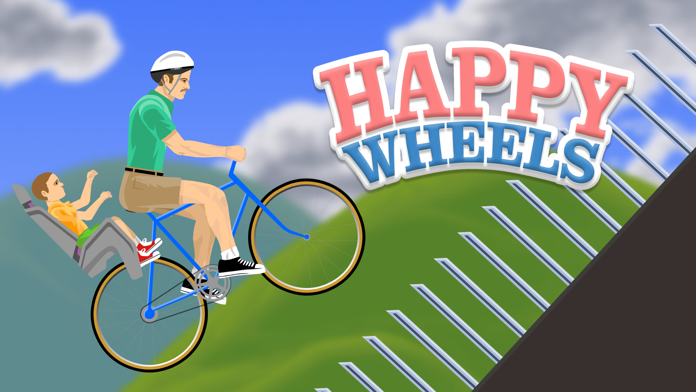 Happy Wheels Screenshot