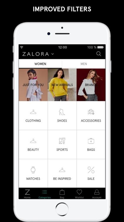ZALORA - Fashion Shopping