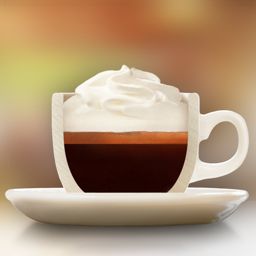 Ícone do app The Great Coffee App
