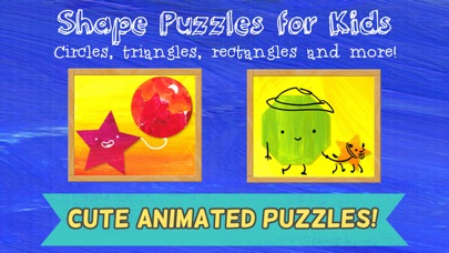 Shape Learning Game for Kids