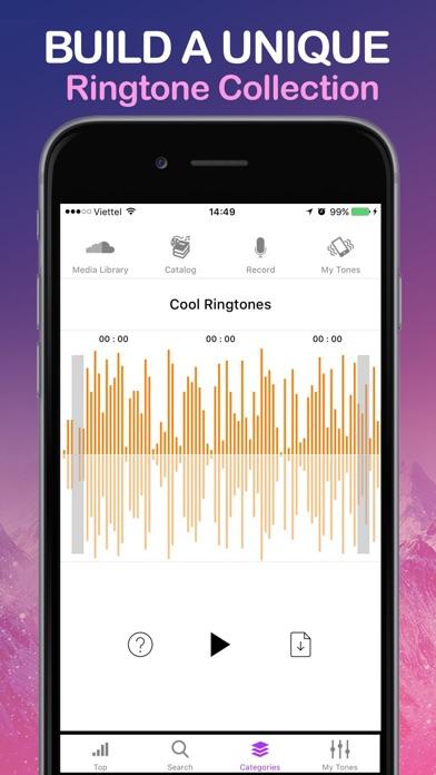 Cool Ringtones: Ringtone Maker for Windows