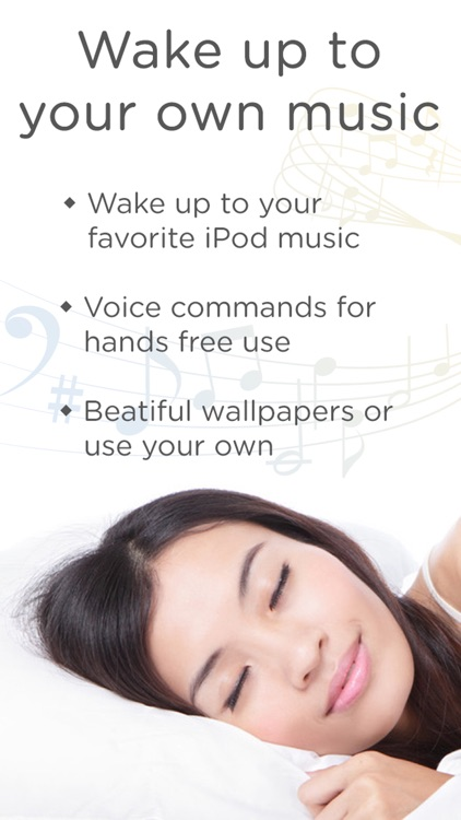 Music Alarm Clock!