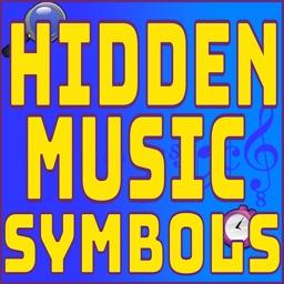 Hidden Music Symbols