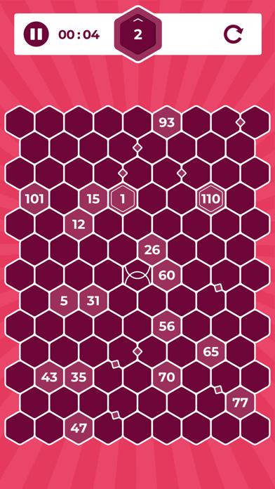 Number Mazes: Rikudo Puzzlesのおすすめ画像5