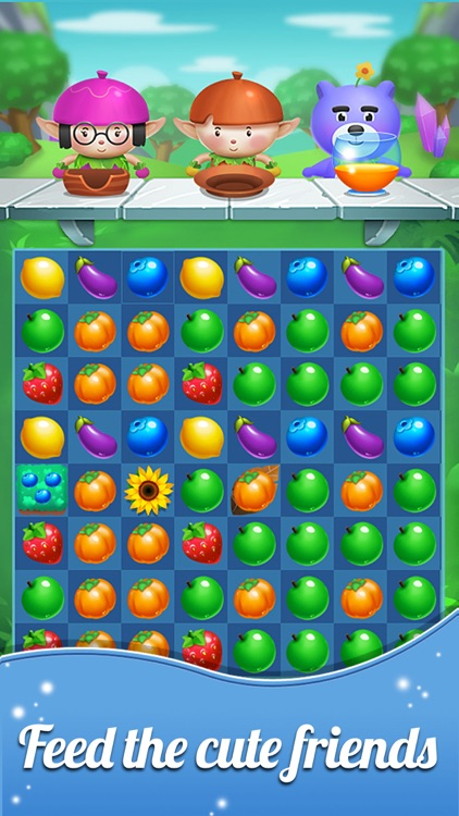 Jungle Fruit Splash screenshot-3