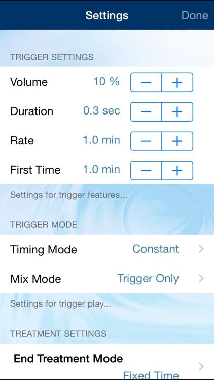 Dozier Misophonia Trigger Tamer (full version) screenshot-3