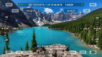 Screenshot for Theodolite in Lebanon App Store