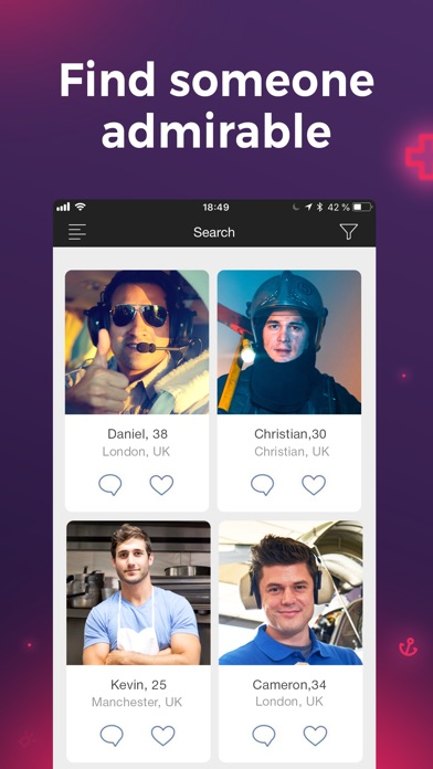 download Uniform - Dating App