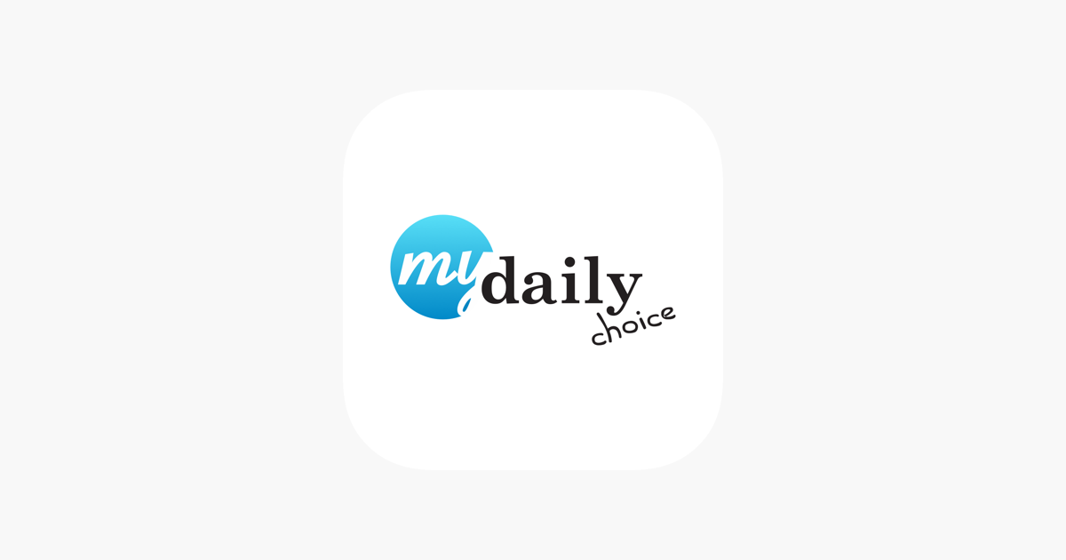 MyDailyChoice on the App Store