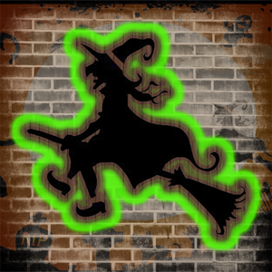 Witch Messenger - Stickers app