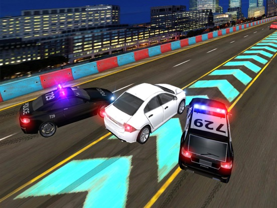Police Highway Chase Games screenshot 7