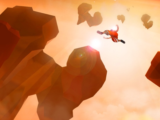 Screenshot #3 for Sky Dancer: Free Falling