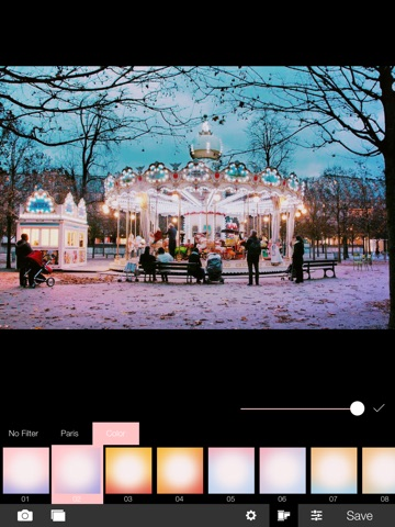 Analog Paris Screenshot