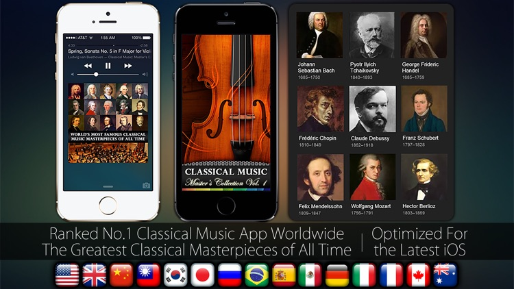 Classical Music Masters Vol. 1 screenshot-0