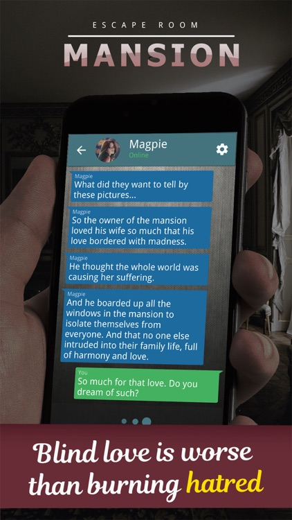 Mansion. Text Adventure screenshot-4