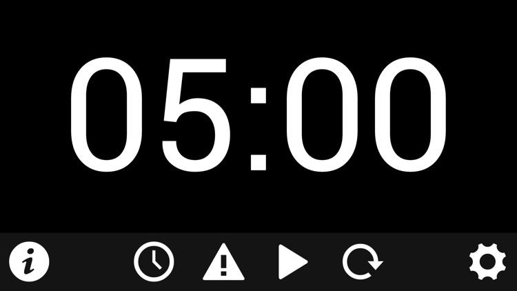 Talk Timer Clock - Full Version