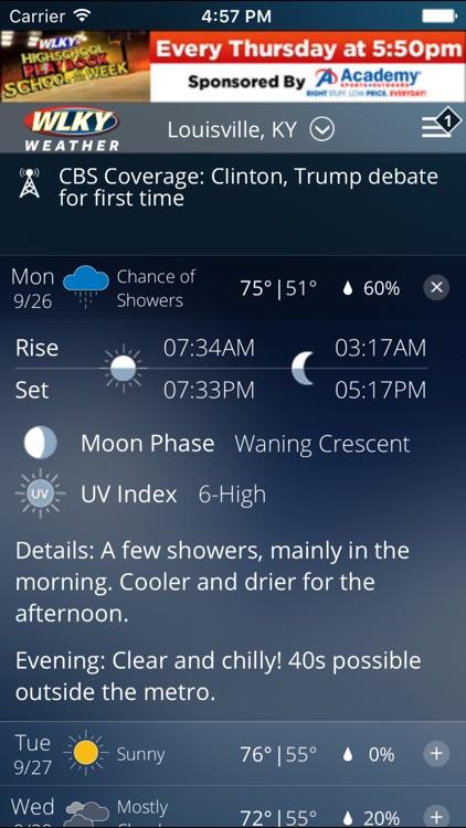 WLKY Weather screenshot-4