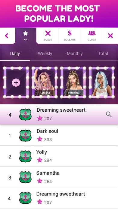 Lady Popular: Fashion Arena Screenshot 9