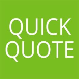 Quick Quote Service App