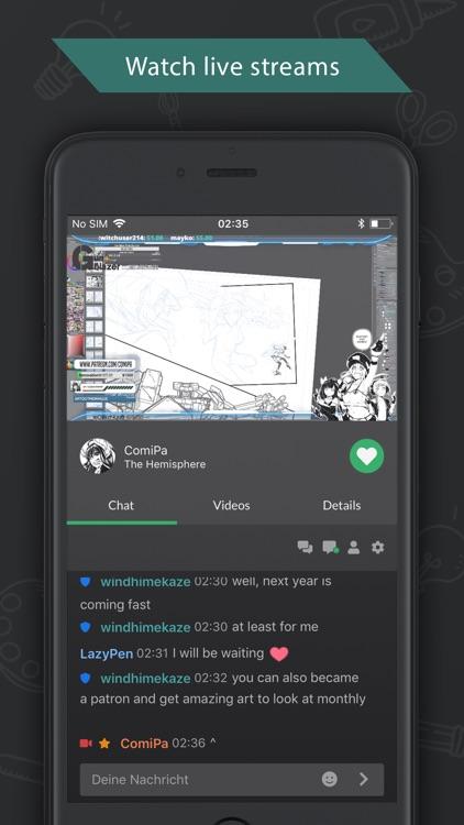Picarto: Live Stream & Chat screenshot-4