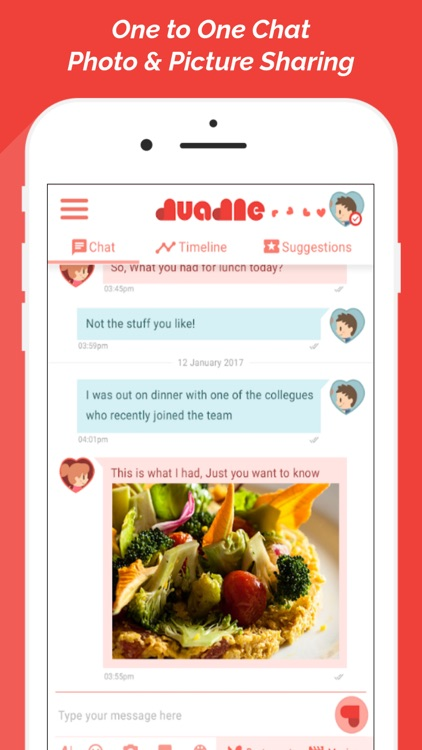 Duadle Relationship Management screenshot-4