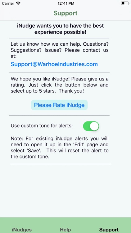 iNudge - Helping You Remember screenshot-4