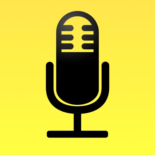Audio Notebook: Voice Recorder
