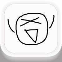 手書き顔文字キーボード
