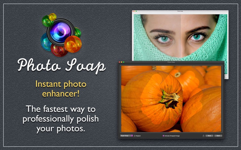 Photo Soap for Mac