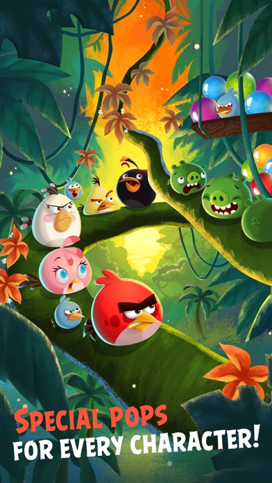 Angry Birds POP! screenshot 5