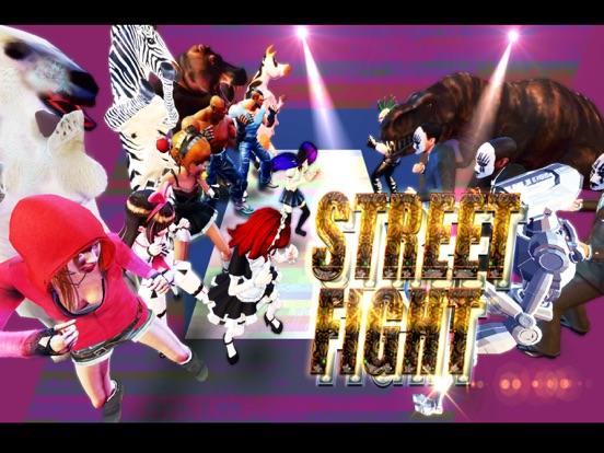 StreetFight Screenshots