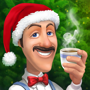 Gardenscapes Games app